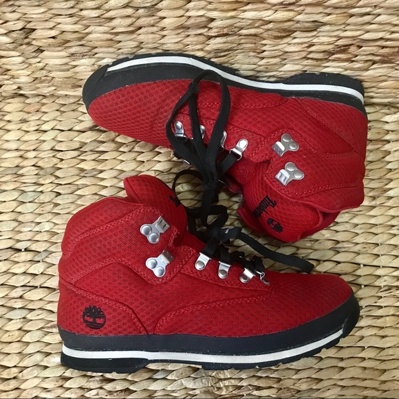 Every week Pharmacology routine  Timberland Shoes | Timberland Red Hiking Boots | Poshmark